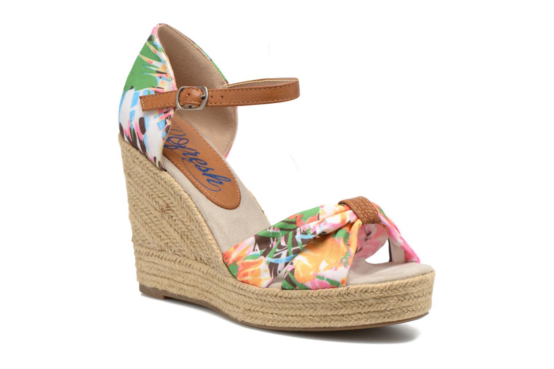 Sandales et nu-pieds Refresh Goyave 61719 Multicolore vue détail/paire