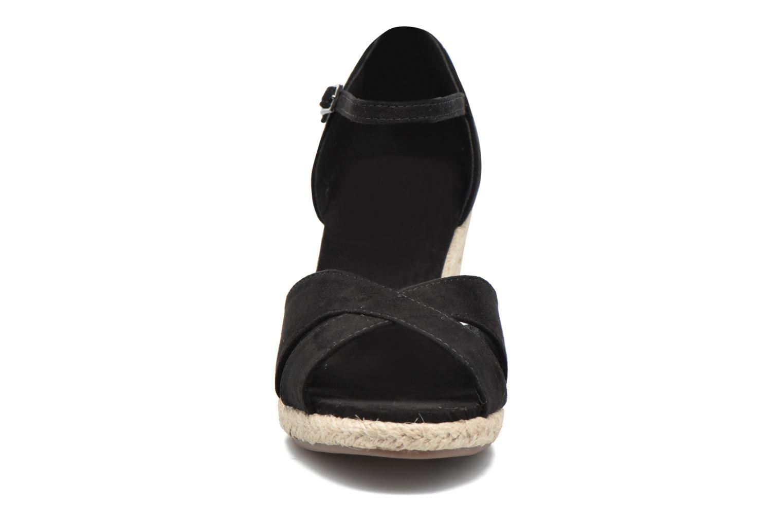 Sandales et nu-pieds Refresh Patelle 62091 Noir vue portées chaussures