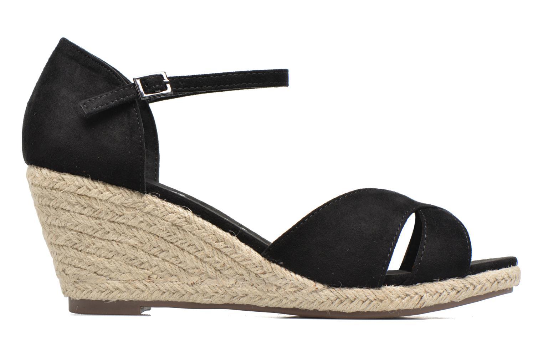 Sandales et nu-pieds Refresh Patelle 62091 Noir vue derrière