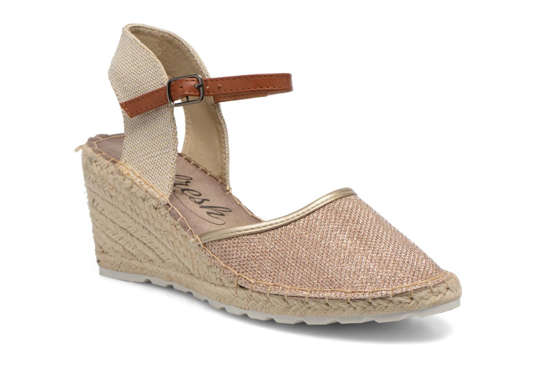 Sandali e scarpe aperte Refresh Gipsy 62034 Oro e bronzo vedi dettaglio/paio