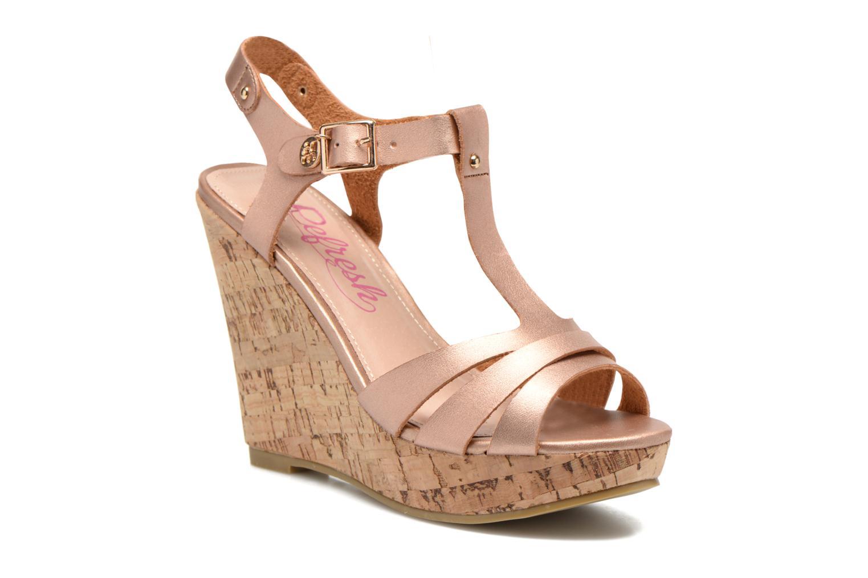 Grandes descuentos últimos zapatos Refresh Jungle 61823 (Oro y bronce) - Sandalias Descuento