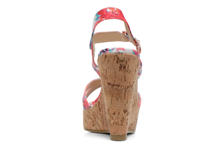 Sandales et nu-pieds Refresh Limonade 61824 Multicolore vue droite