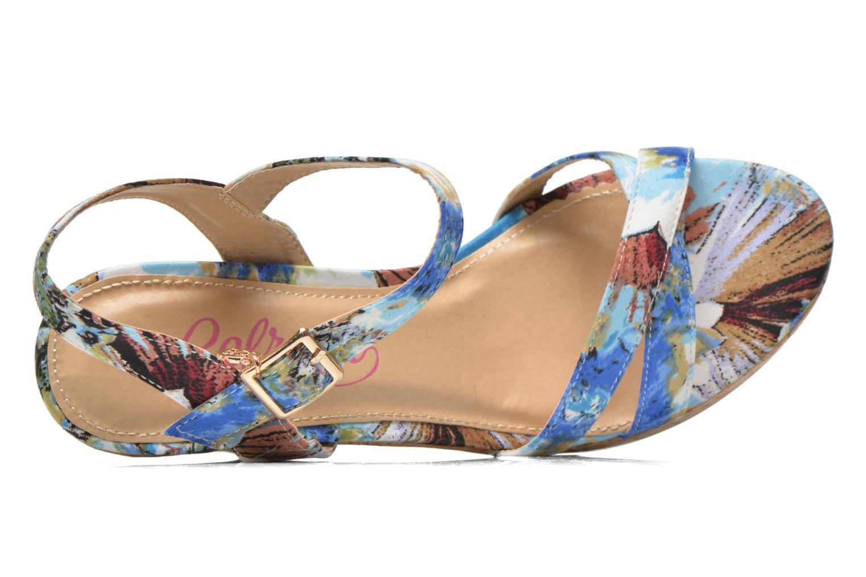 Sandales et nu-pieds Refresh Limonade 61824 Multicolore vue gauche