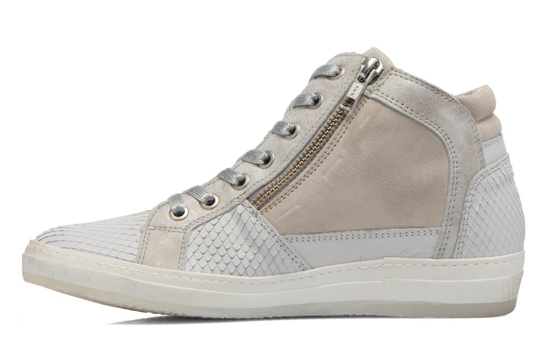 Sneakers Khrio Camapa Beige immagine frontale