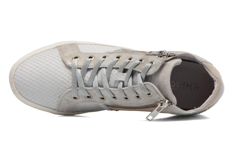 Sneakers Khrio Camapa Beige immagine sinistra