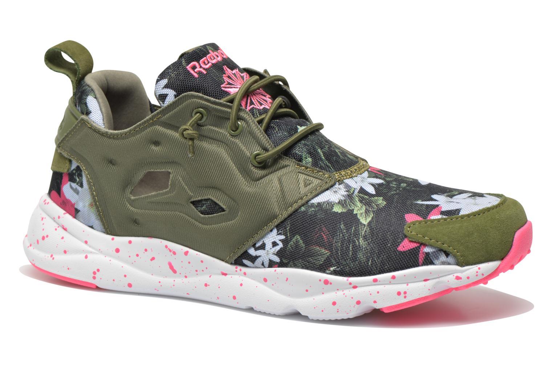 Sneakers Reebok Furylite Np W Verde vedi dettaglio/paio