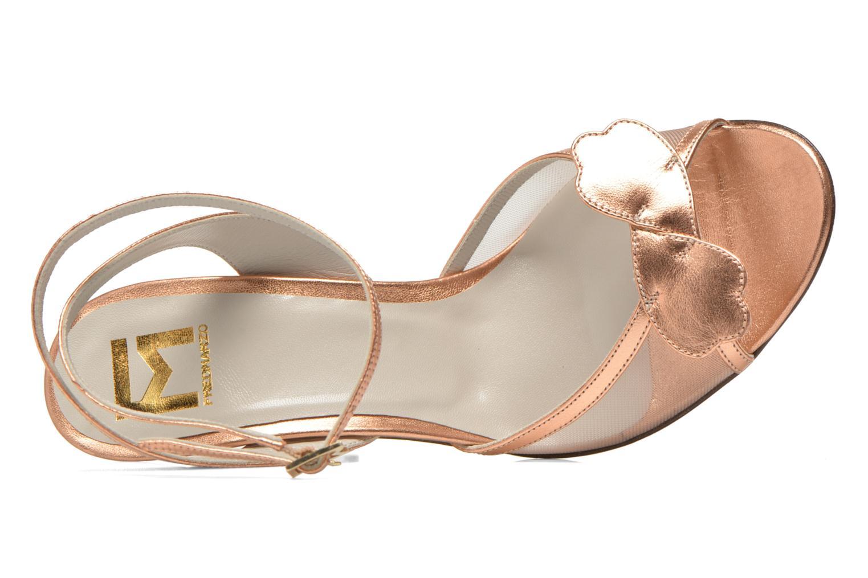 Sandali e scarpe aperte Fred Marzo Marguerite Multicolore immagine sinistra