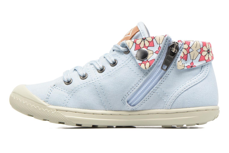 Sneakers P-L-D-M By Palladium Letty Twl Azzurro immagine frontale