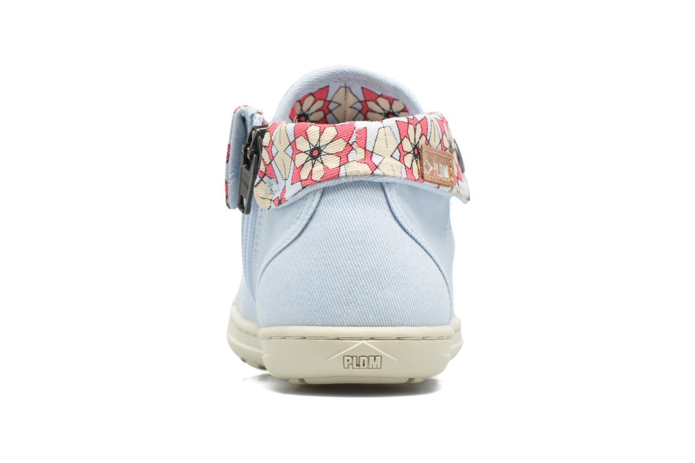 Sneakers P-L-D-M By Palladium Letty Twl Azzurro immagine destra