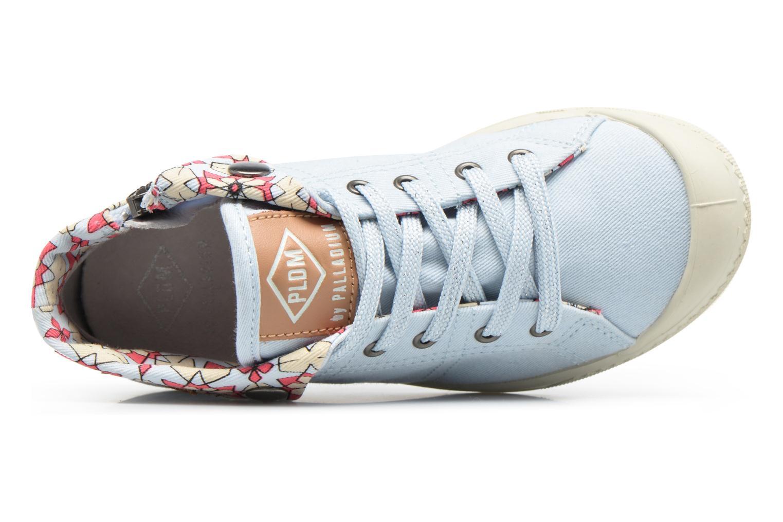 Sneakers P-L-D-M By Palladium Letty Twl Azzurro immagine sinistra