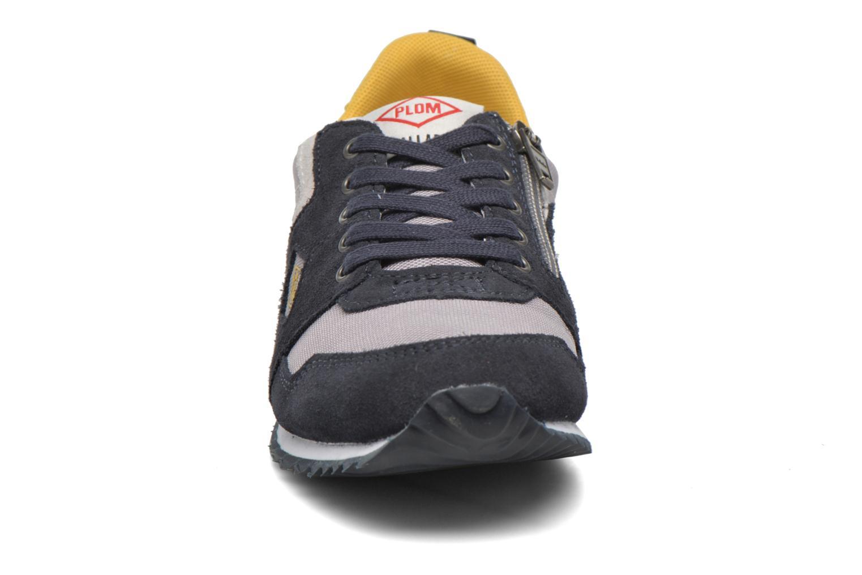 Baskets P-L-D-M By Palladium Fabeo Nyl Noir vue portées chaussures