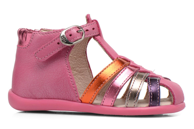 Sandales et nu-pieds Babybotte Guppy1 Rose vue derrière