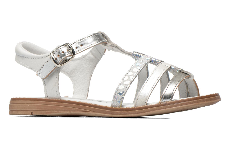 Sandales et nu-pieds Babybotte Kiri1 Blanc vue derrière