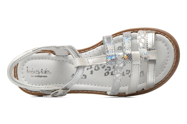 Sandales et nu-pieds Babybotte Kiri1 Blanc vue gauche