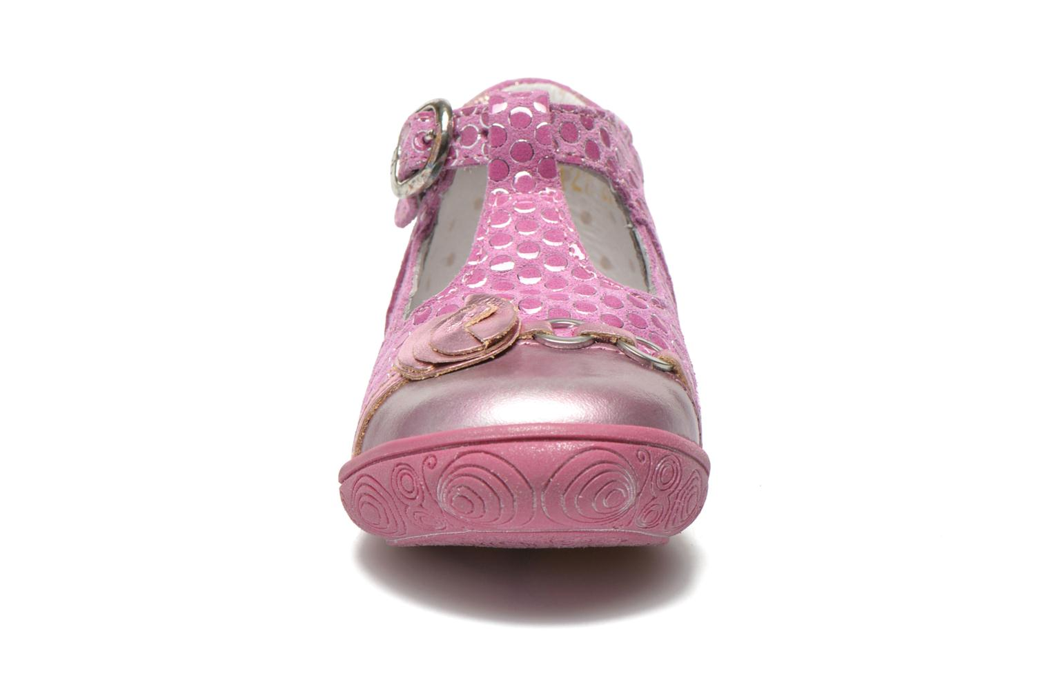 Ballet pumps Babybotte Shipiron Pink model view