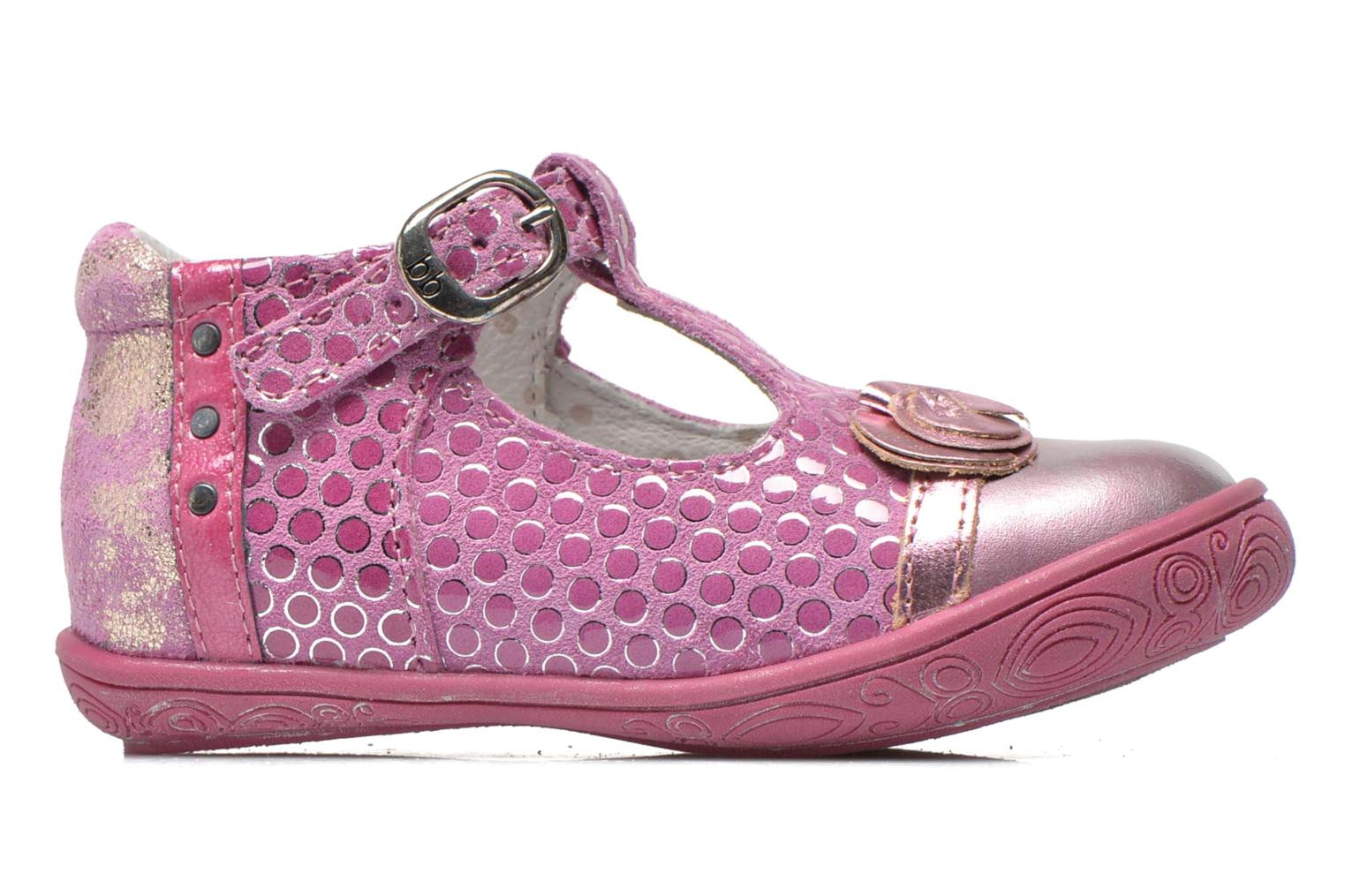 Ballet pumps Babybotte Shipiron Pink back view