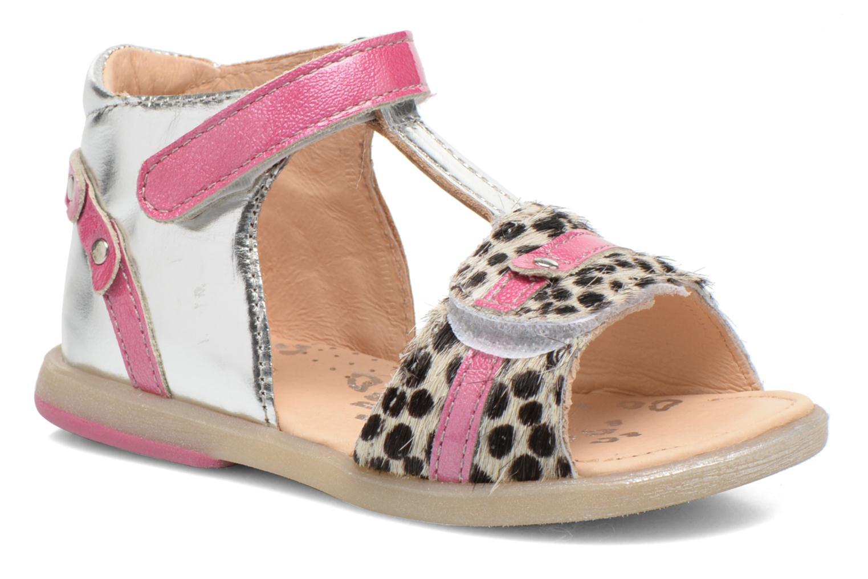 Sandali e scarpe aperte Babybotte Tika Argento vedi dettaglio/paio