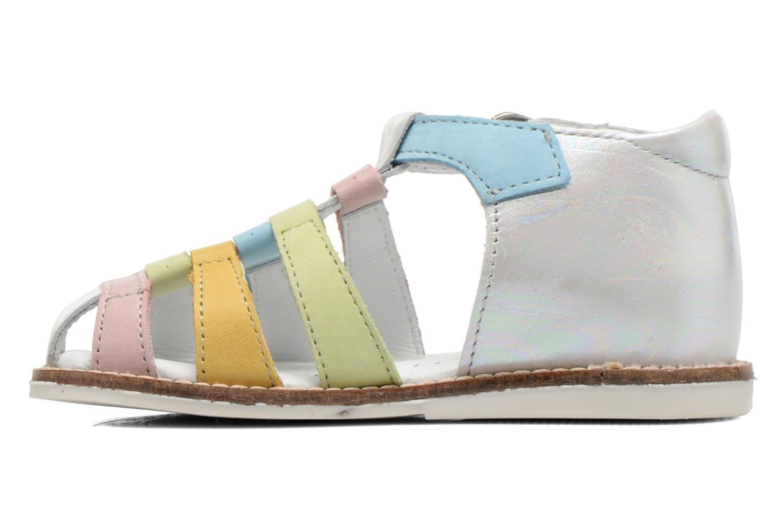 Sandales et nu-pieds Babybotte Toucan2 Multicolore vue face
