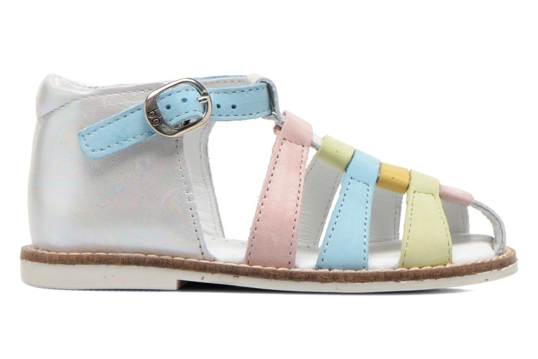 Sandales et nu-pieds Babybotte Toucan2 Multicolore vue derrière