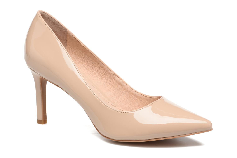 Zapatos de tacón Buffalo Lèv Beige vista de detalle / par