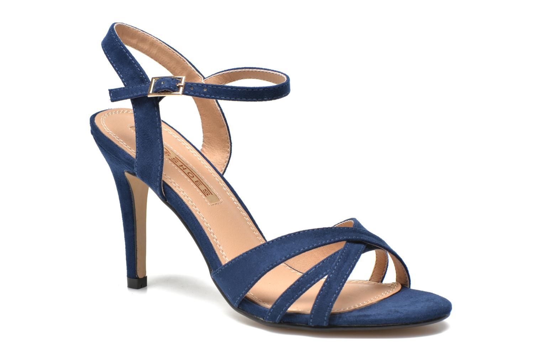 Sandales et nu-pieds Buffalo Loel Bleu vue détail/paire
