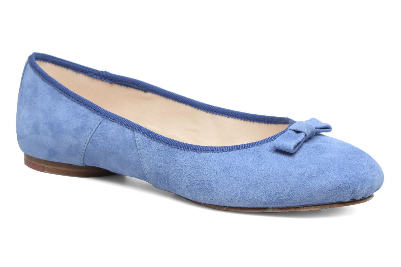 Adeline Velours Bleu Ciel