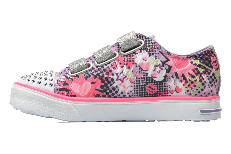 Sneakers Skechers Twinkle Breeze Pop-Tastic Multi se forfra