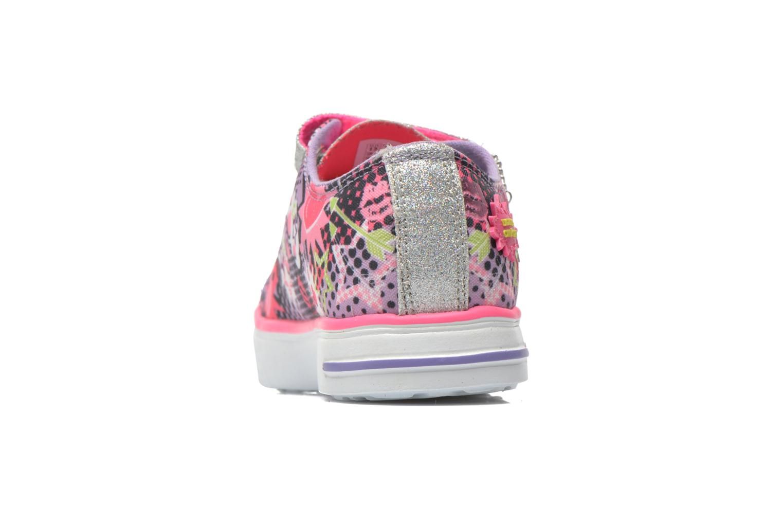 Sneakers Skechers Twinkle Breeze Pop-Tastic Multi Se fra højre