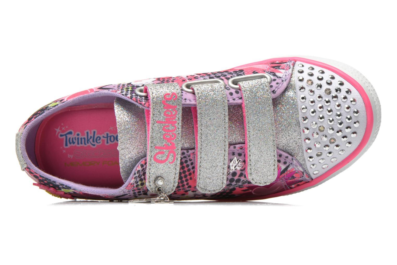 Sneakers Skechers Twinkle Breeze Pop-Tastic Multi se fra venstre