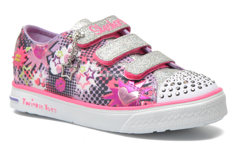 Sneakers Skechers Twinkle Breeze Pop-Tastic Multi detaljeret billede af skoene