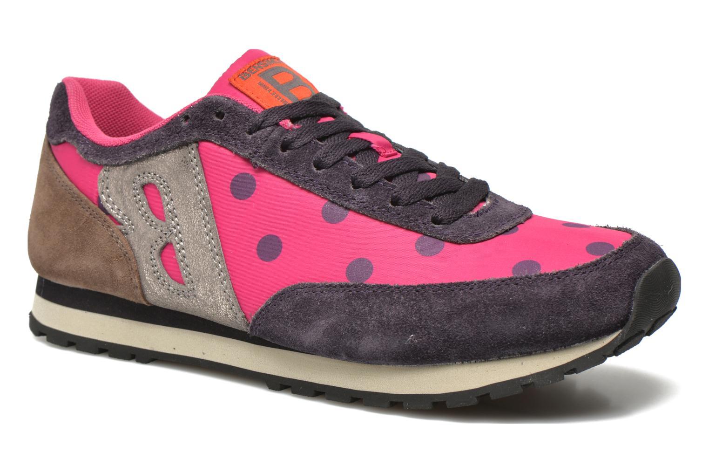Sneakers Bensimon Running Nylon Multicolore vedi dettaglio/paio