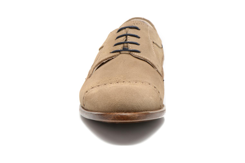 Chaussures à lacets Marvin&Co Thelodi Beige vue portées chaussures
