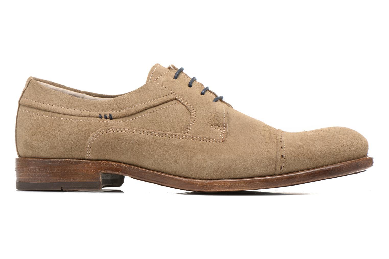 Chaussures à lacets Marvin&Co Thelodi Beige vue derrière