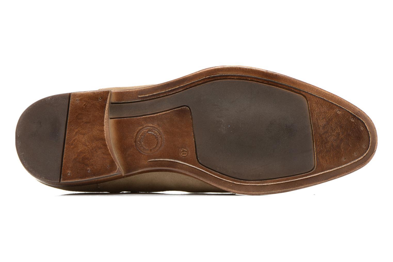 Chaussures à lacets Marvin&Co Thelodi Beige vue haut