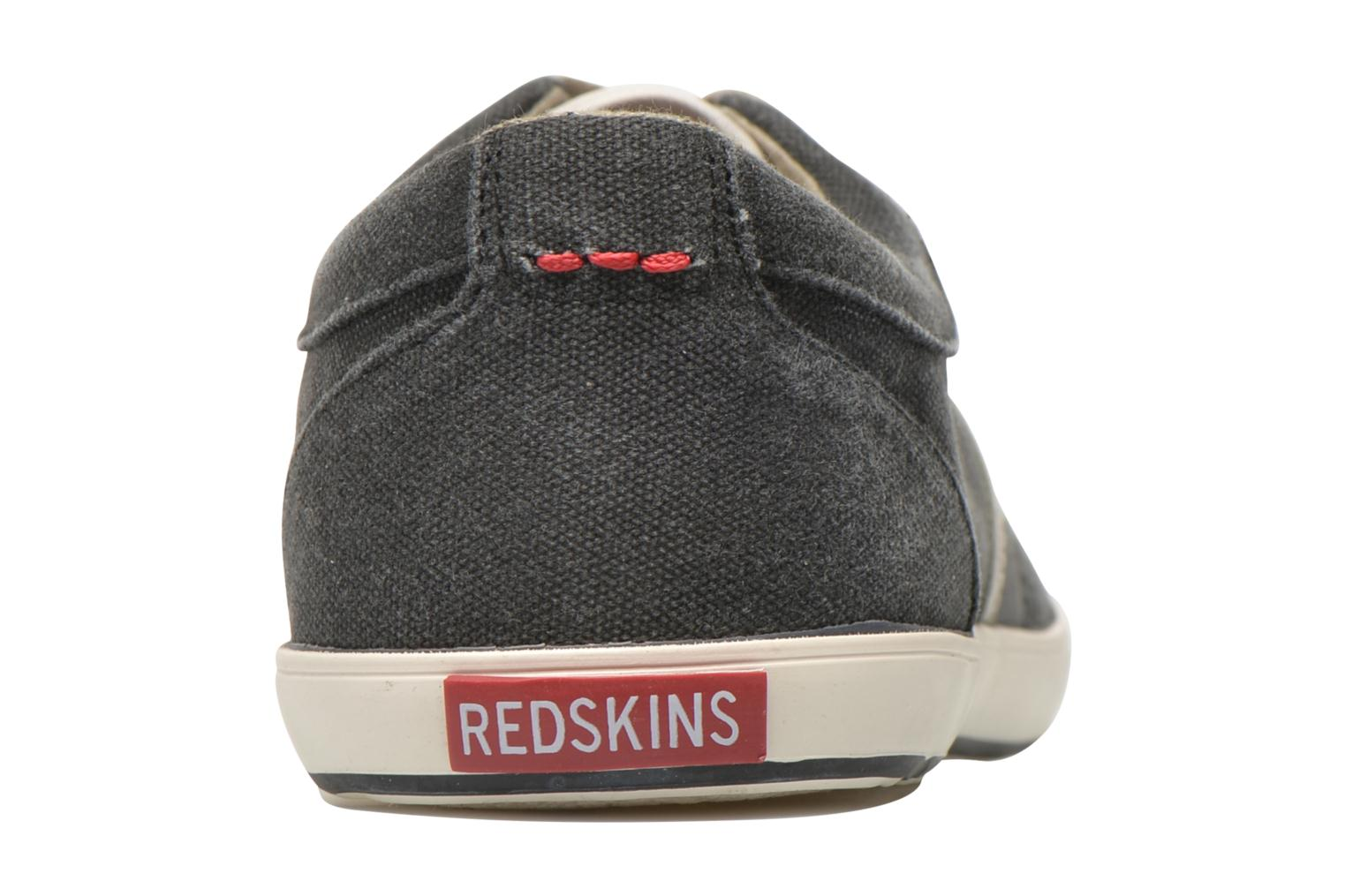 Baskets Redskins Tipaza Noir vue droite