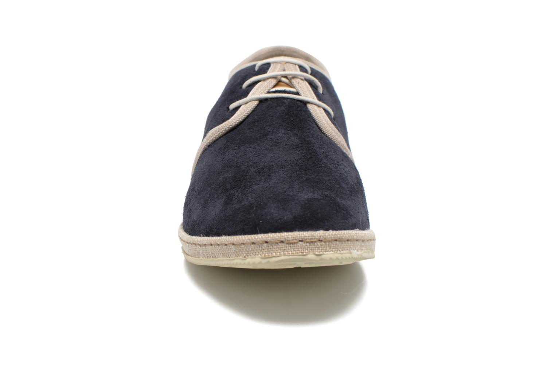 Chaussures à lacets Redskins Sagot Bleu vue portées chaussures