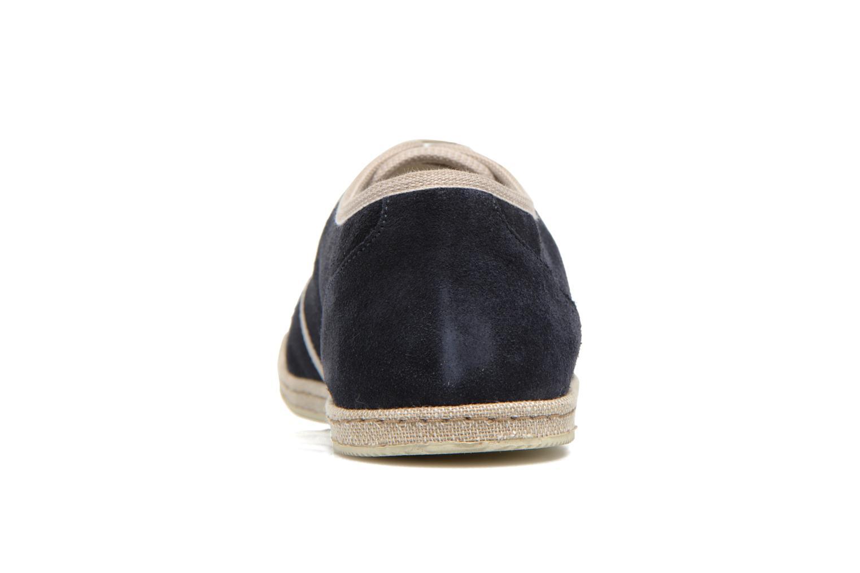 Chaussures à lacets Redskins Sagot Bleu vue droite