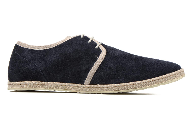 Chaussures à lacets Redskins Sagot Bleu vue derrière