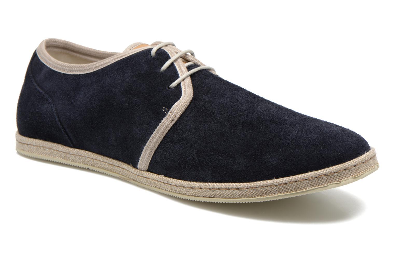 Chaussures à lacets Redskins Sagot Bleu vue détail/paire