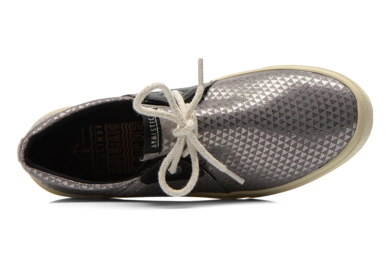 Chaussures à lacets Armistice Hope One W Argent vue gauche