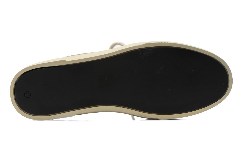 Chaussures à lacets Armistice Hope One W Argent vue haut