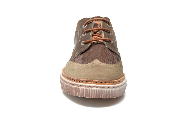 Chaussures à lacets Floris Van Bommel Eric 17059 Marron vue portées chaussures