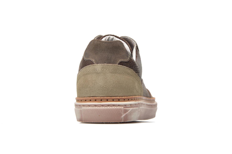 Chaussures à lacets Floris Van Bommel Eric 17059 Marron vue droite