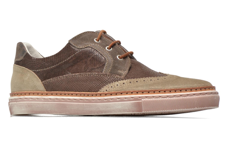 Chaussures à lacets Floris Van Bommel Eric 17059 Marron vue derrière