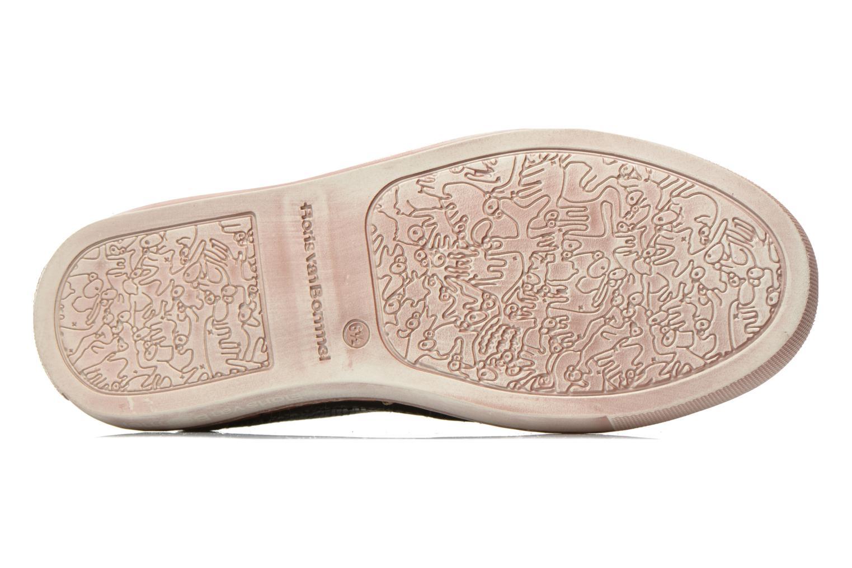 Chaussures à lacets Floris Van Bommel Eric 17059 Marron vue haut