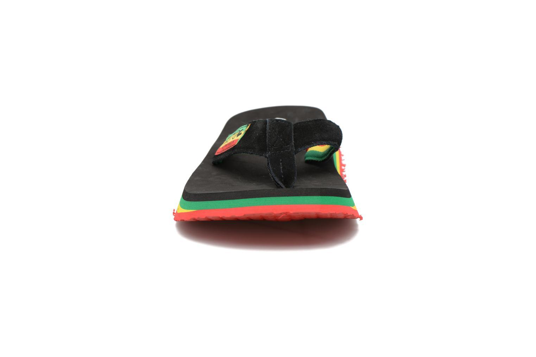 Infradito Cool Shoe Original Multicolore modello indossato