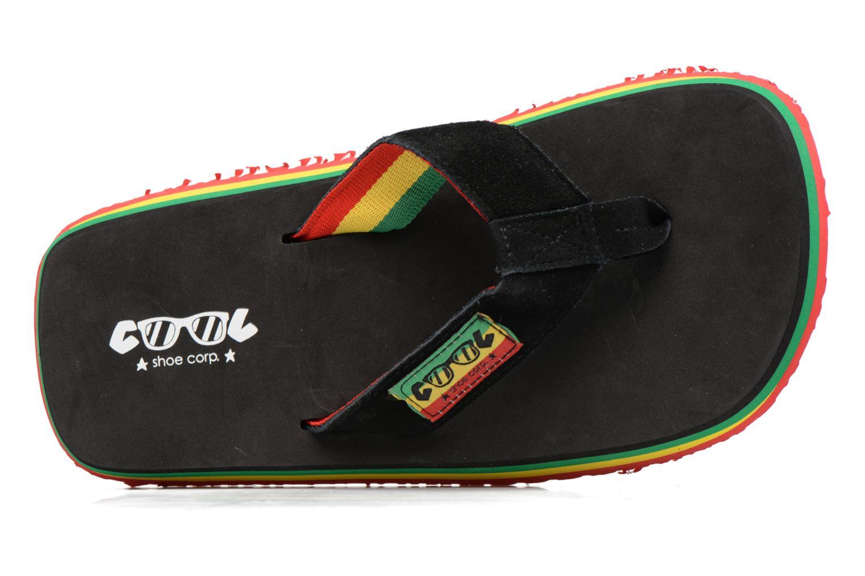 Tongs Cool Shoe Original Multicolore vue gauche