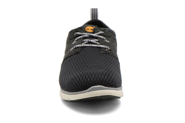 Sneaker Timberland Killington Oxford schwarz schuhe getragen