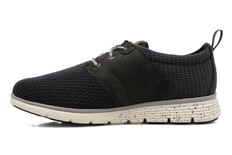 Sneaker Timberland Killington Oxford schwarz ansicht von vorne