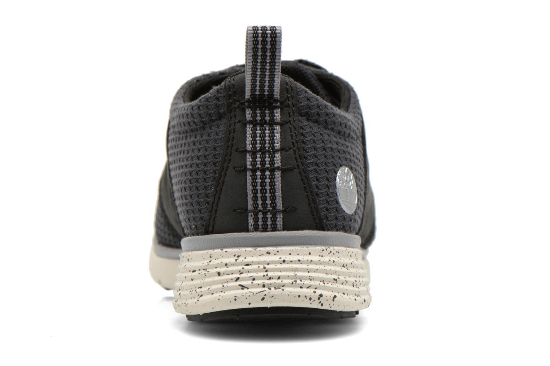 Sneaker Timberland Killington Oxford schwarz ansicht von rechts